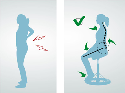 Back -app -reduces -back -pain